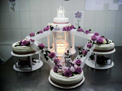 Kolaci Sunce - svatovske i prigodne torte-20