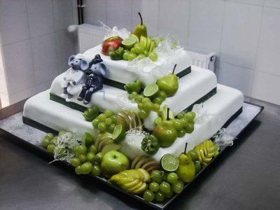 Kolaci Sunce - svatovske i prigodne torte-22